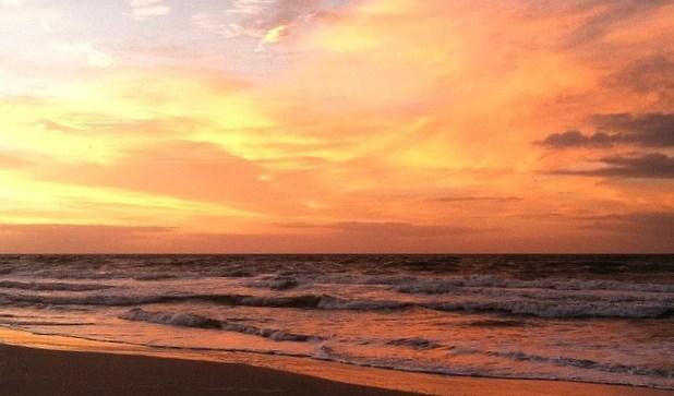 Blog - Sunrise by Alicia Bowman