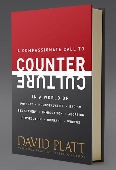 Blog - Counter Culture book by David Platt