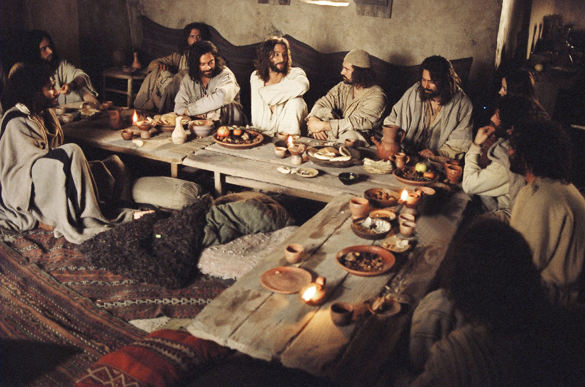 Image result for jesus last supper