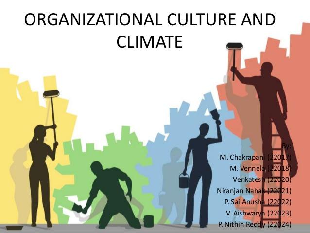 Blog - Organizational Culture - slideshare.net