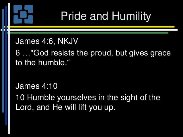 Blog - Humility & Pride - Slideshare.net