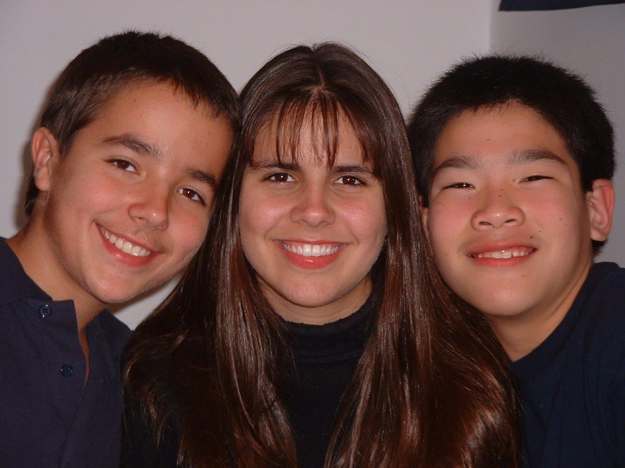 Blog - Christie, Nathan, Daniel - 2002