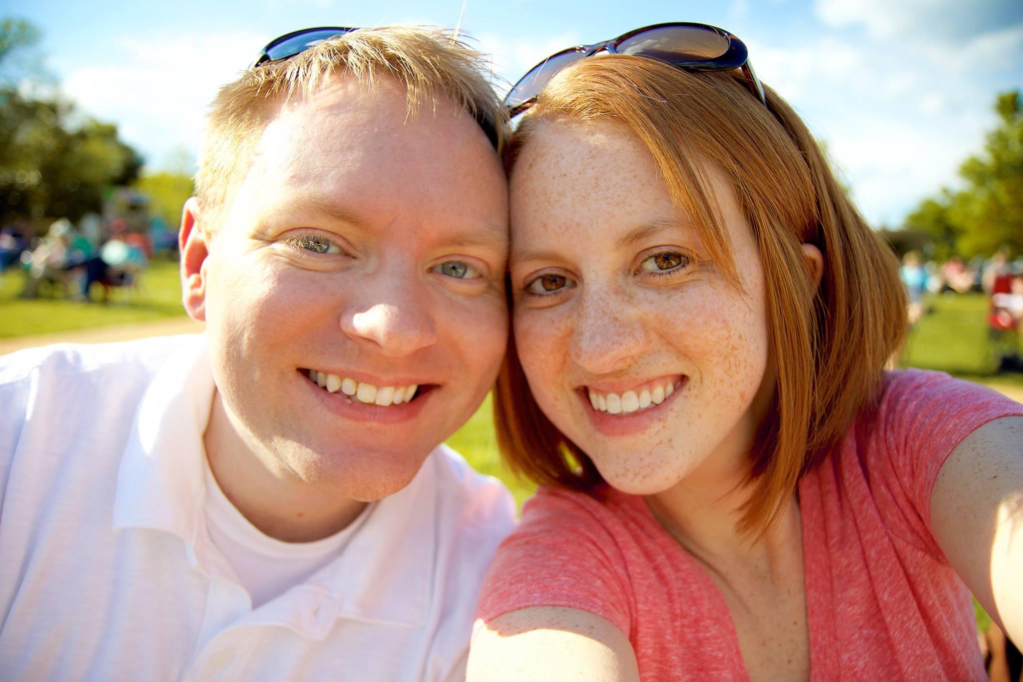 Blog - Redheads - Megan & Brian