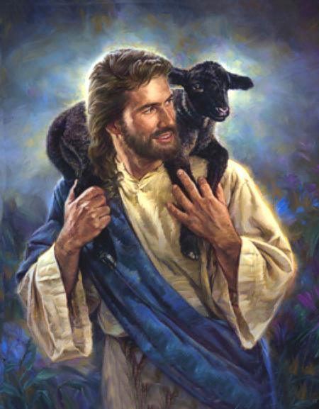 Blog - Shepherd and Lamb - Worship Wednesday - Nathan Greene