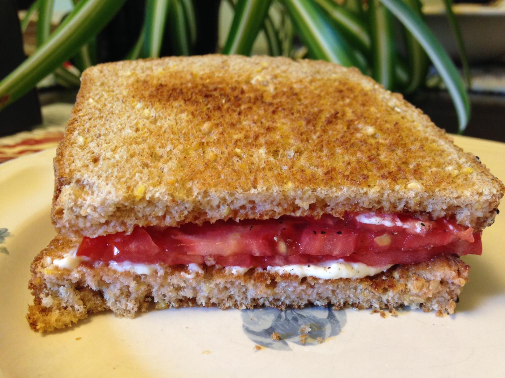 Blog - Hanover Tomato Sandwich