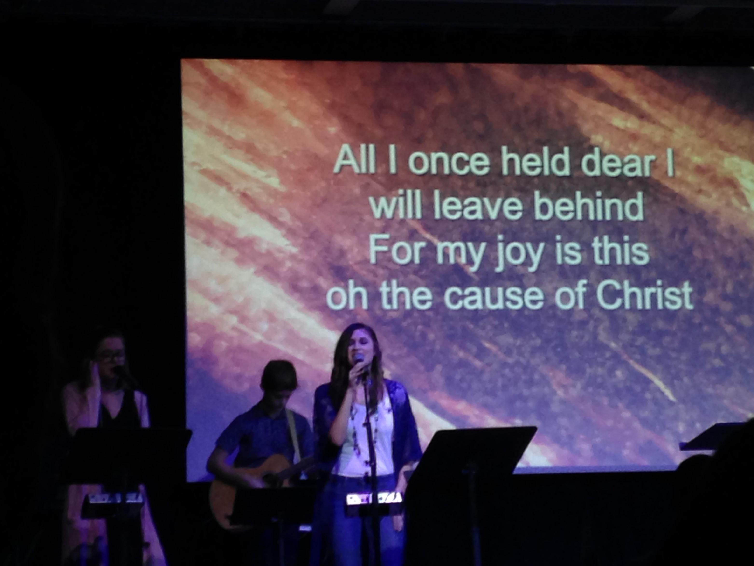 Worship Wednesday – The Cause of Christ – Kari Jobe | Blog – Deb Mills