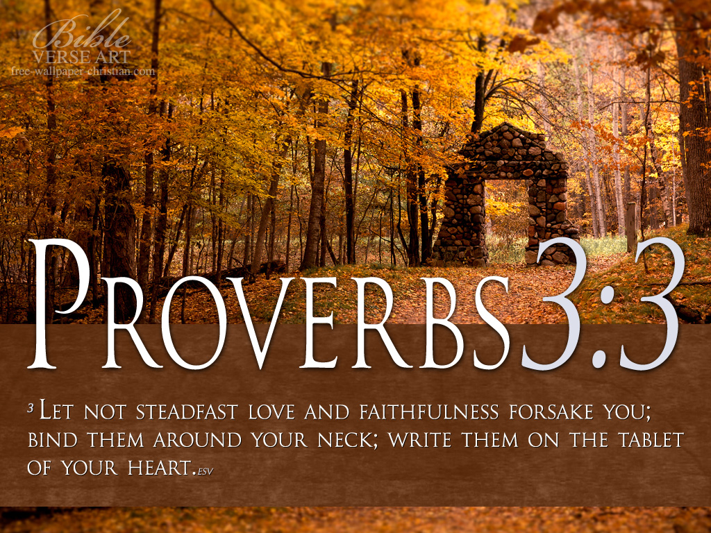 steadfast love | Blog – Deb Mills